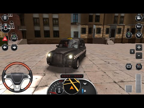 Taxi Sim 2016 London Cab (Hackney Carriage)