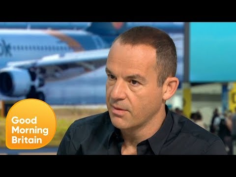 Money Saving Expert Martin Lewis Offers Advice to Thomas Cook Customers | Good Morning Britain