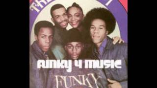 Funky 4+1 - Do You Wanna Rock?
