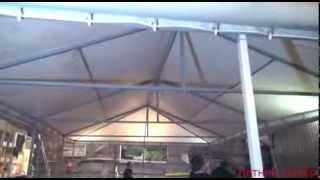 Летний шатёр(Изготовления каркаса и тента для летнего кафе., 2014-02-16T05:25:12.000Z)