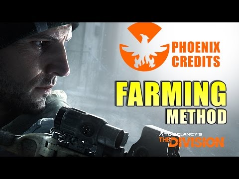 The Division   Farming Phoenix Credits and High End Gear (Scarecrow Boss Exploit)