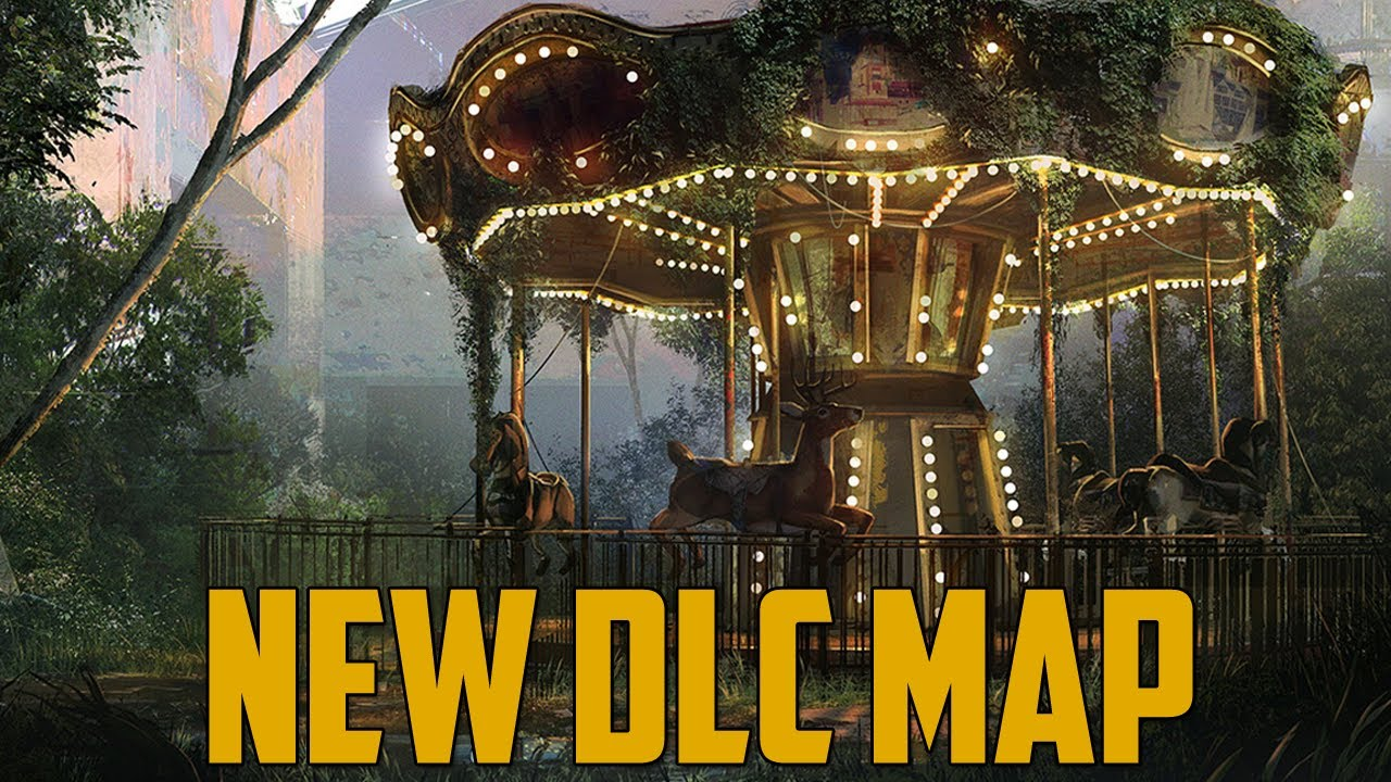 NEW DLC MAP The Last Of Us Multiplayer YouTube - The last of us multiplayer maps
