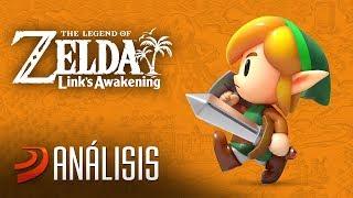 ¡Un remake increíble! Análisis de Zelda Link's Awakening para Switch