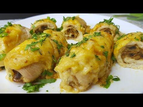 Пальчики под соусом Бешамель и обзор моих новых ножей🔪. Gipsy cuisine.