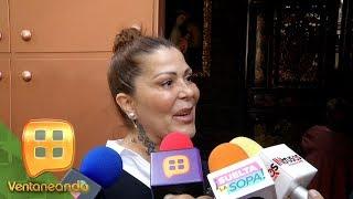 ¿Qué le regaló Alejandra Guzmán a Silvia Pinal en este día de las madres?