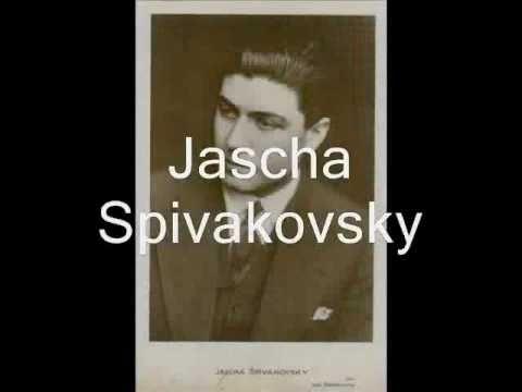*Tossy & Jascha Spivakovsky* play Brahms.wmv