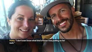 Chris Watts: Prison audio released, reveals chilling new details about how he killed wife, daughters