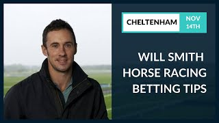 Will Smith Betting Tips - Paddy Power Gold Cup - Saturday 14th November