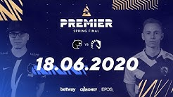 FURIA vs Team Liquid | BLAST Premier Spring Finals