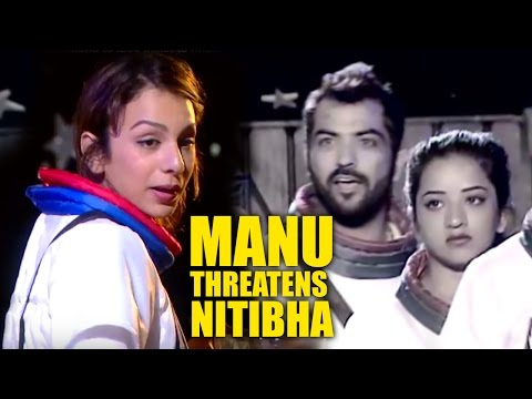 Bigg Boss 10 | Day 84 | Manu wants Nitibha...