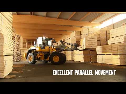 Volvo H Series Wheel Loaders - Lift To New Heights