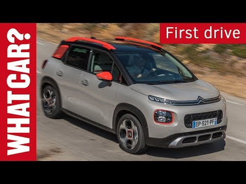 2017 Citroën C3 Aircross review | What Car? first drive