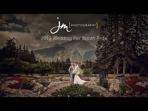 2019 Calgary Wedding Fair JM Photography Booth Prize Draw