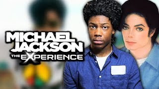 Michael Jackson: The Experience - They Don