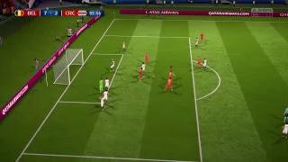 FIFA 18 Belgium VS Costa Rica PS4 Livestream 11/6/18