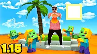 ZOMBIES mit HONIG AUFHALTEN! - Minecraft 1.15 #24 [Deutsch/HD]