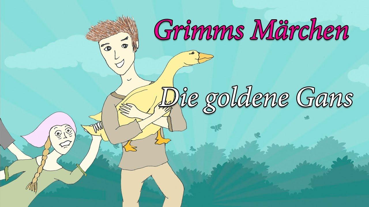 Grimms Märchen: Die goldene Gans - YouTube