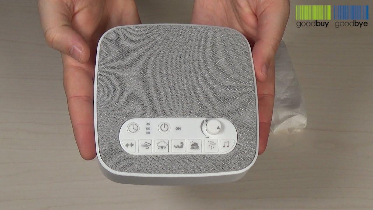 White Noise Sound Machine That Will Help You Sleep Like A ...