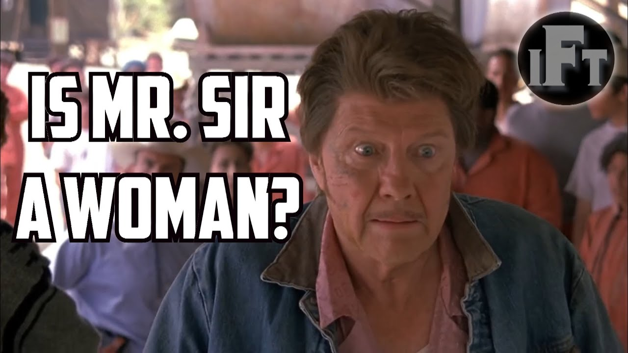 Is Mr. Sir a Woman? | Insane Fan Theory: Holes | Shotana ...