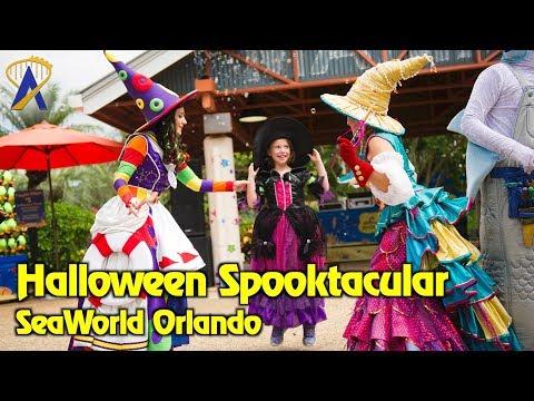 Halloween Spooktacular Seaworld.Seaworld Orlando S Halloween Spooktacular Is Back For More