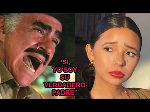 Vicente Fernández rompe el silencio y revela que él es el verdadero padre de Ángela Aguilar