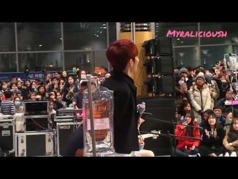 271216 Day6 - 바래 at JYP Charity Event Samsung Medical Center
