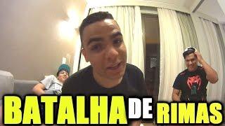 YOUTUBERS RIMANDO & DORMIR DE CONCHINHA!