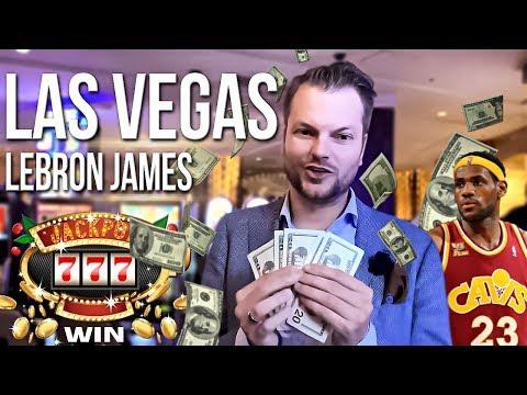Лас Вегас. Леброн Джеймс. Играли в казино. Семь волшебных камней.