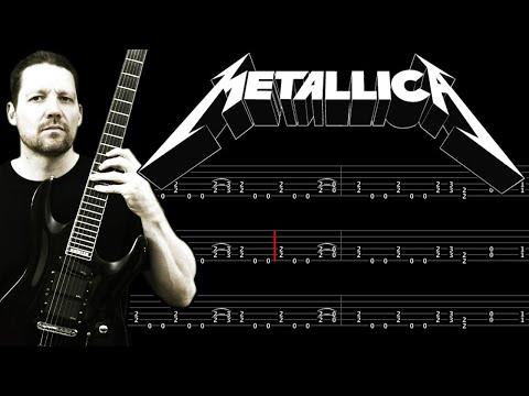 METALLICA Underrated Riffs : Guitar Tab + Lesson QUICK LEARN