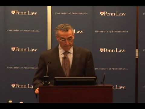 Shaping the Uncertain Future of Copyright and Patent Law - Seth Waxman