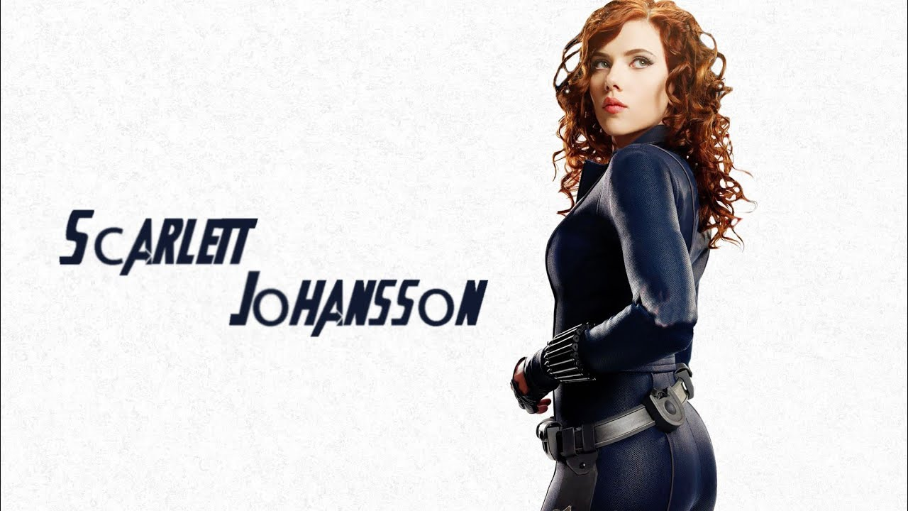 Scarlett Johansson (Black Widow) Sexiest Moments