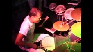 The Best Drummer   Electric ) Roshan Perera   (Band  Sunflower Sri Lanka) (High)