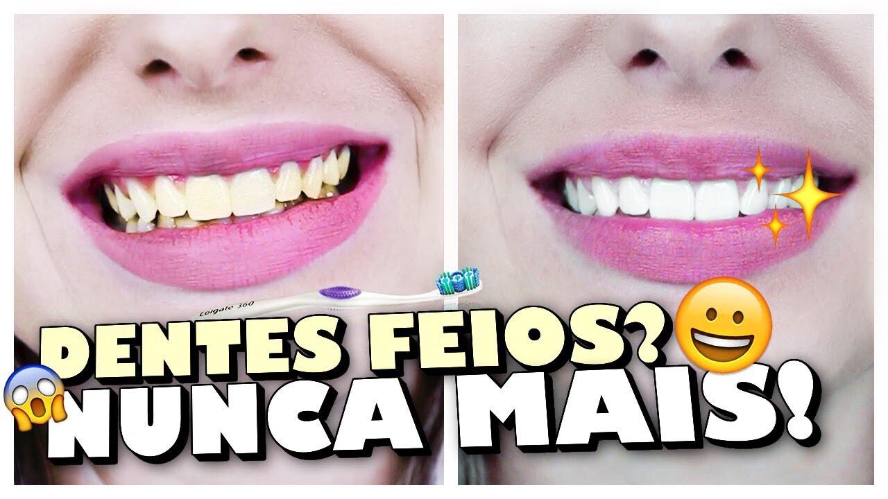 Truques Para Clarear Os Dentes Sem Gastar Amanda Domenico Youtube