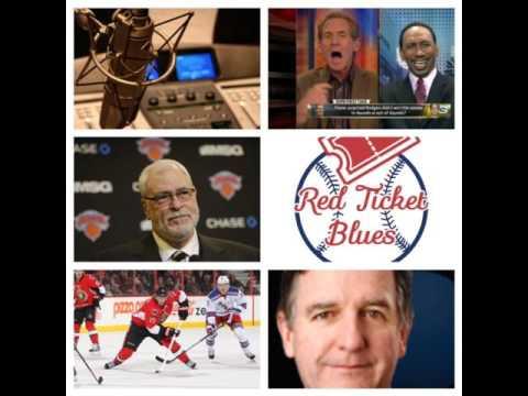Chris Moore WFAN-CBS Radio ESPN Debates, Hockey, Knicks, and Sports Radio Podcast 2-11-16