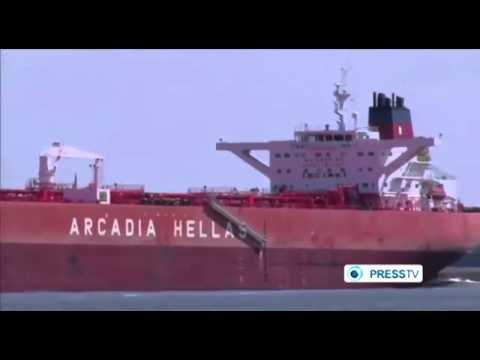 Iranian crude to India remains unaffected despite sanctions  [©PressTV]