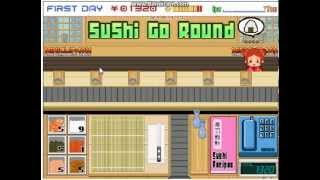 Raspa Plays: Sushi Go Round! (Part 1) Grammatical Errors... :(