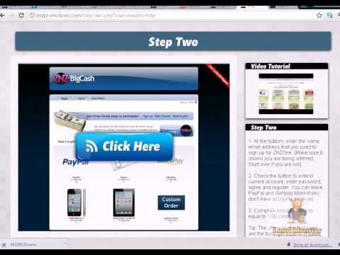 """ZNZ Promotions? Does It Work? Sign Up/ Review """"ZNZ ONE"""""""
