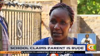 Student denied place at Starehe boys