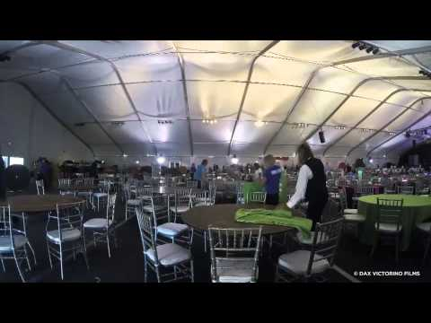 Structure Tent Rentals for Events by Stuart Rental Company (Video by DaxVictorinoFilms)
