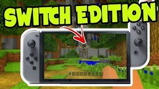 Minecraft Nintendo Switch !! akhirnya bisa main ni game !!