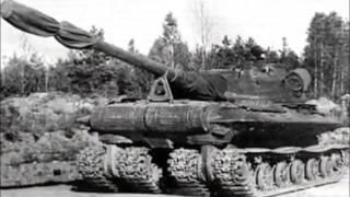 Танк для ядерной войны «Объект 279»