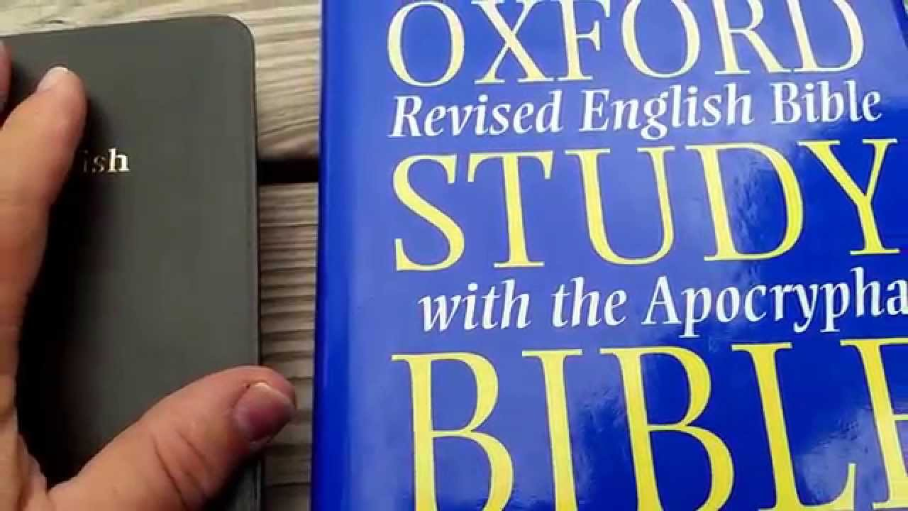 Cambridge and oxford reb bible review youtube cambridge and oxford reb bible review fandeluxe Image collections