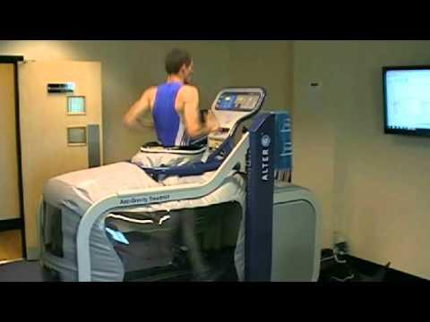 Anti Gravity Treadmill Running Portsmouth