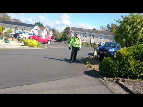 Unlawful Policing police harassment and intimidation on Preston new Road
