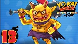 Yo-Kai Watch Wibble Wobble - Part 13 - The Legendary Gilgaros Returns