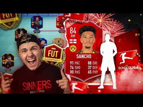 FIFA 19: WL mit Fun Team + SBC´s und Pack Opening 😱🔥 thumbnail