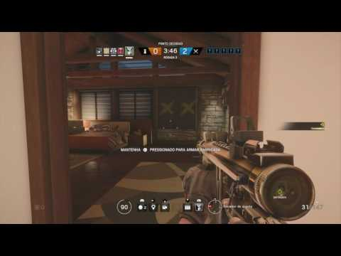 R6 Ace com a caveira! Highlight #4
