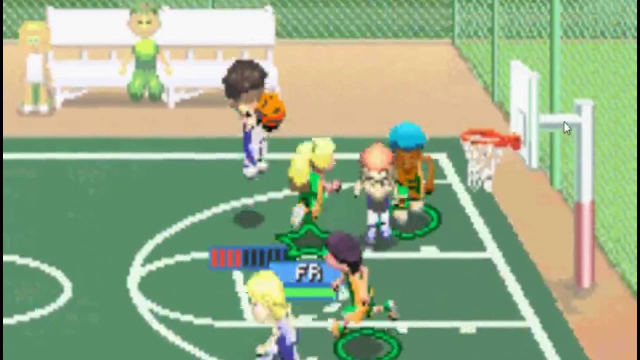 Backyard Sports Basketball 2007 (GBA) Week 14