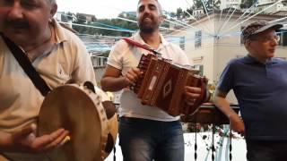 Subiaco 2016 Tarantella Calabrese Organetto E Tamburello