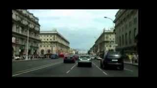 Минск 2015, Автомобильная экскурсия по городу